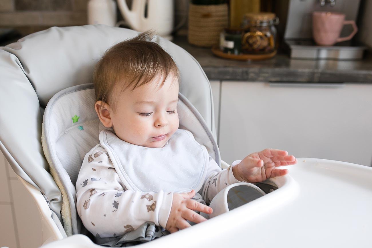 quelle alimentation pour un bébé de 4 mois ?