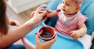 la diversification chez bébé