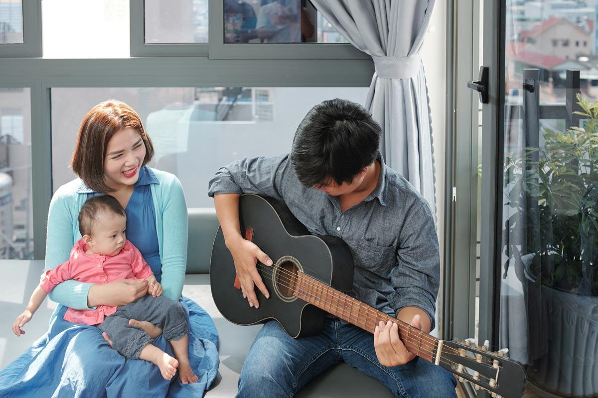 chants et comptines pour votre bébé