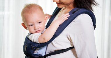 Achtere un porte bébé ergobaby