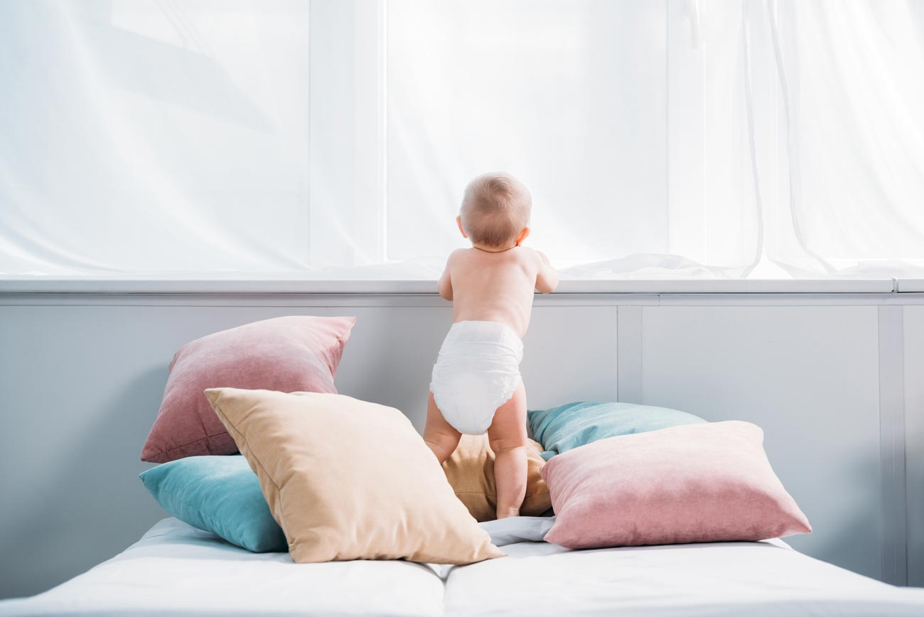 Quand bébé devient propre