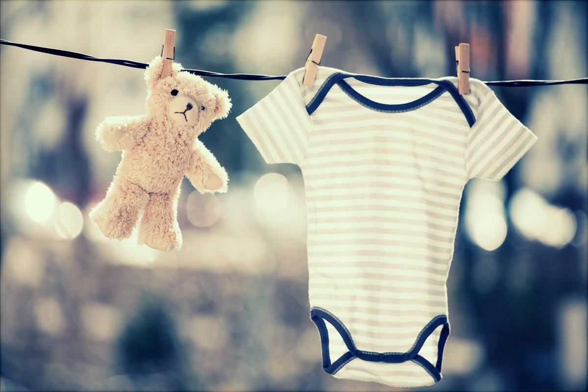 Pyjamas et bodies pour mon bébé