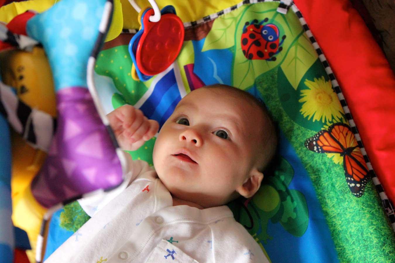 tapis de motricité bébé pas cher